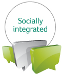 Socially integrated